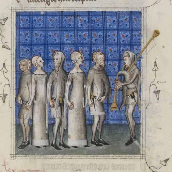 Publications - Morescarole association danses médiévales Dordogne